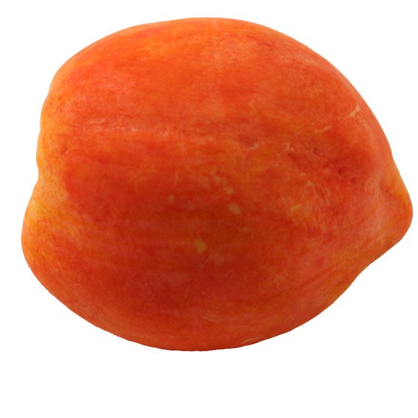 PEACH Shaped Soap