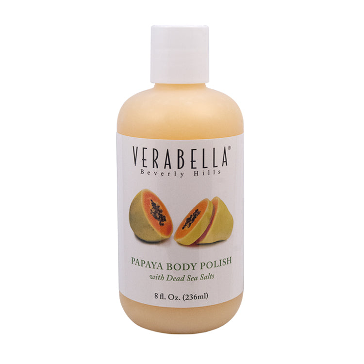 PAPAYA Body Polish with Dead Sea Salts