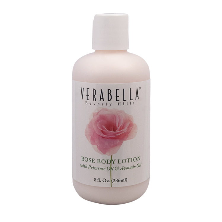 ROSE Body Lotion with Primrose & Avocado