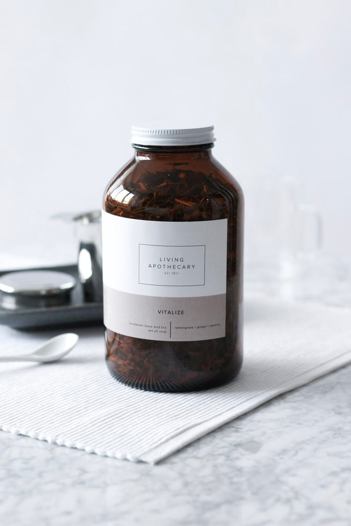 LIVING APOTHECARY TEA | VITALIZE