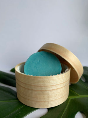 Bamboo Shampoo Bar Holder