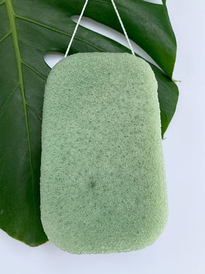Green Tea Body Sponge