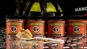 Best Seller Edible Cookie Dough 12oz 4 pack - Firehouse Cookie Company