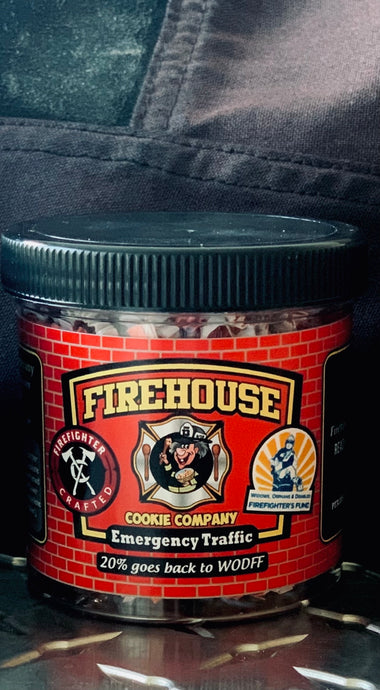 Emergency Traffic - Firehouse Cookie Company