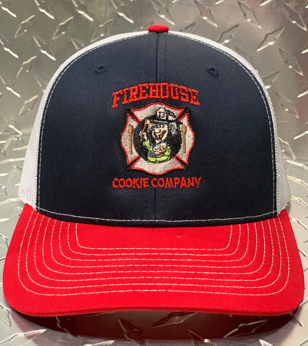 FCC Logo Hat - Firehouse Cookie Company