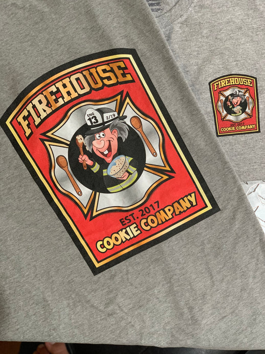 FCC Original T-shirts - Firehouse Cookie Company
