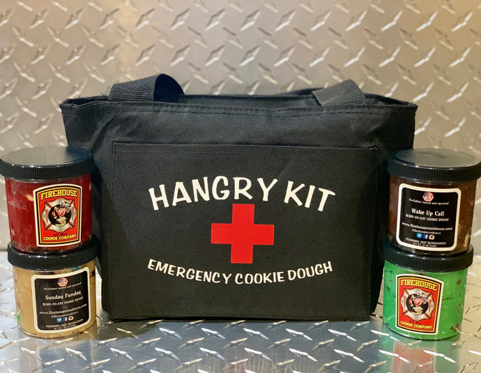 Emergency Cookie Dough Bag with Cookie Dough - Firehouse Cookie Company