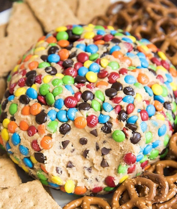 Cookie Dough Party Ball - Firehouse Cookie Company