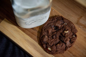 The Triple Chocolate Chip - Firehouse Cookie Company