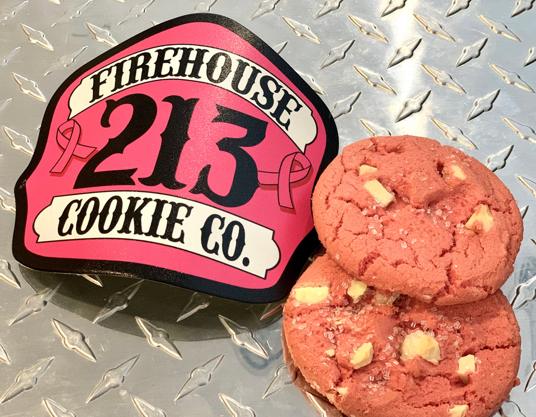The Save the Ta Tas - Firehouse Cookie Company