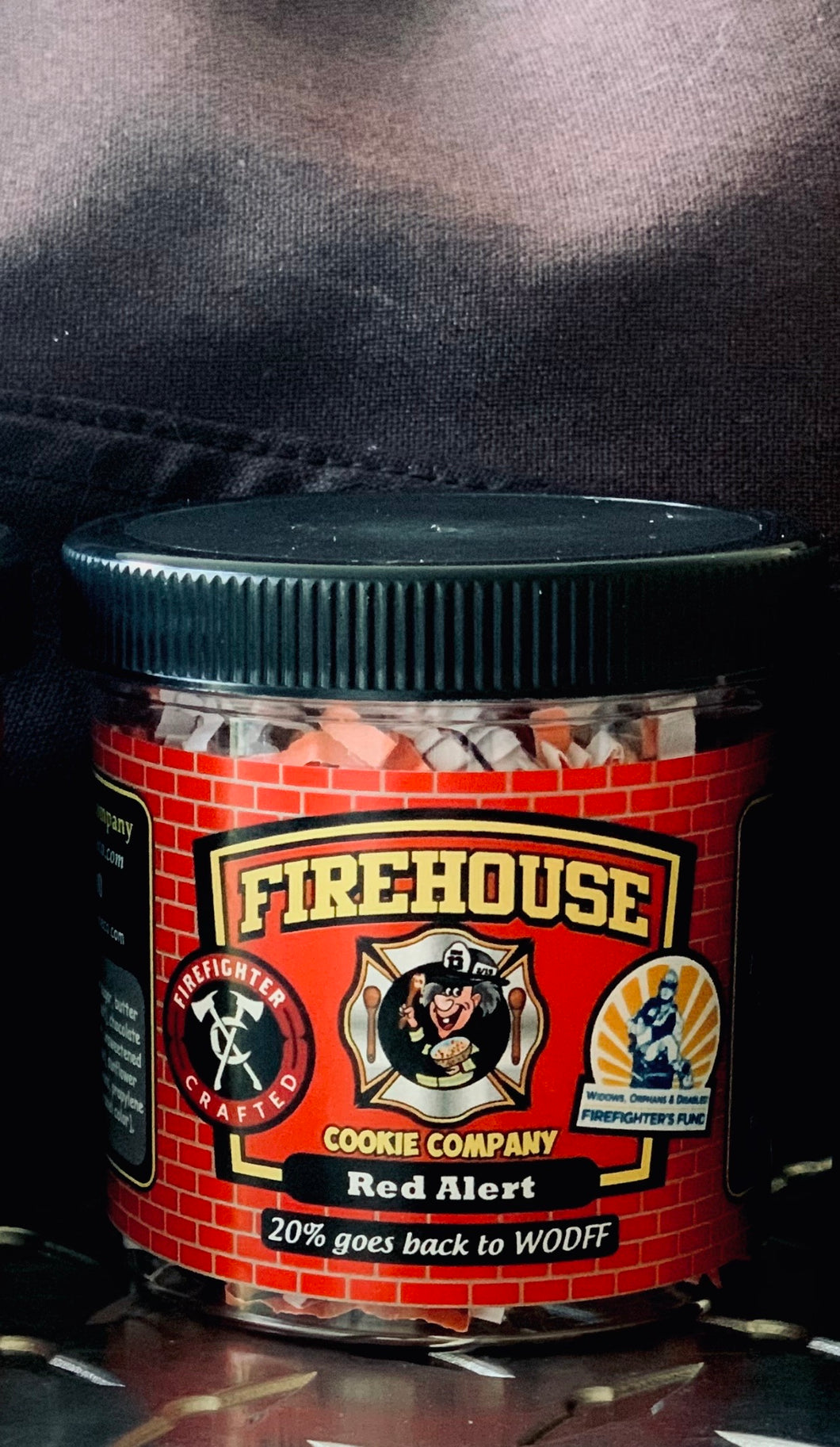 Red Alert - Firehouse Cookie Company