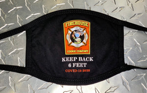 Firehouse Mask Covering - Firehouse Cookie Company