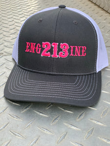 ENG213INE  Snap Back Hat - Firehouse Cookie Company