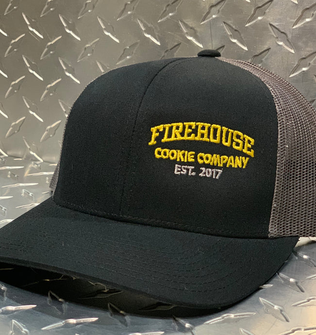 FCC Snapback Hat - Firehouse Cookie Company