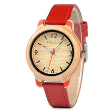 Load image into Gallery viewer, Couple Watch Wooden