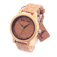 Watches Bamboo Couple Clocks