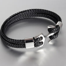 Load image into Gallery viewer, High Quality Men's Titanium Steel Bracelet