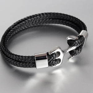 High Quality Men's Titanium Steel Bracelet