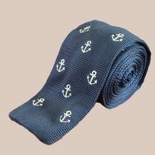 Load image into Gallery viewer, Marine tie