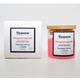 Orange & Pomegranate Soy Wax Candle