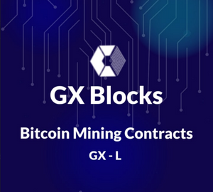 """GX-L"" Bitcoin Mining Contract 