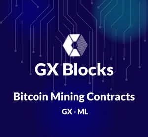 """GX-ML"" Bitcoin Mining Contract 