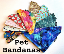 Load image into Gallery viewer, Pet Bandanas