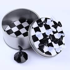 10pc. ChessBoard Demo Set