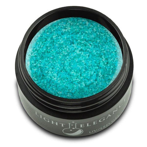 LE -  Jawbreaker UV/LED Glitter Gel - 17ml