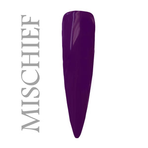 MISCHIEF - MIDNIGHT MAGIC COLLECTION - SOAK OFF GEL POLISH 15ML