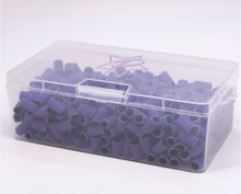 Load image into Gallery viewer, NEW! Purple Sanding Bands - 100 count