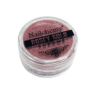 Rosey Gold Chrome Powder - 0.5g