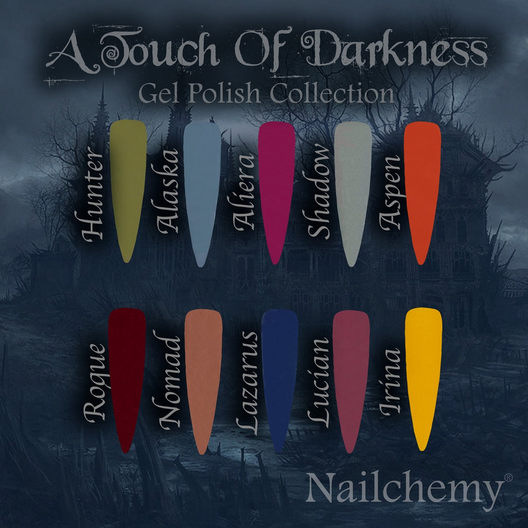 A Touch of Darkness - Gel Polish 15ml - Full Collection