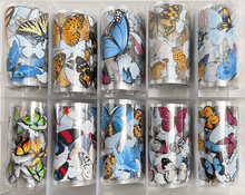 Load image into Gallery viewer, 10pc. Butterflies Foil - PF