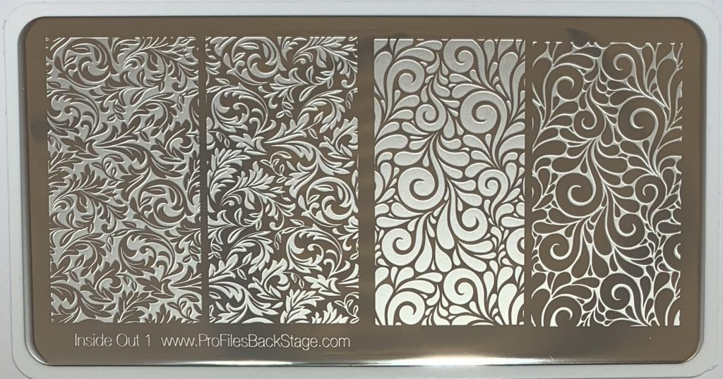 Inside Out Stamping Plate