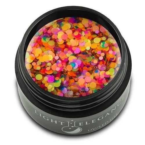 LE - Bump, Set, Spike UV/LED Glitter Gel - 17ml