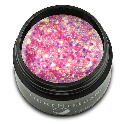 LE - Grace Kelly UV/LED Glitter Gel - 17ml