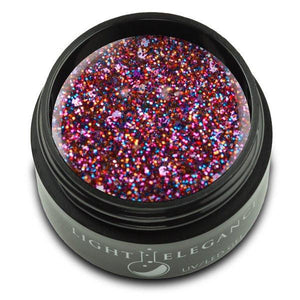 LE - Party Patrol UV/LED Glitter Gel - 17ml