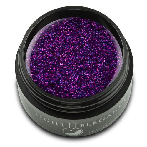 LE - Witches Brew UV/LED Glitter Gel - 17ml