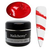 3D Embossing Gel - Red - 5g