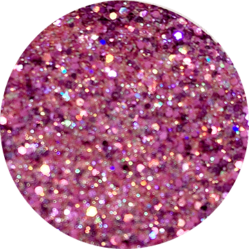 Sweetheart Glitter Mix
