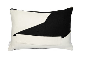 Forms of Beauty Series Style No.5 Black & White Belgium Linen