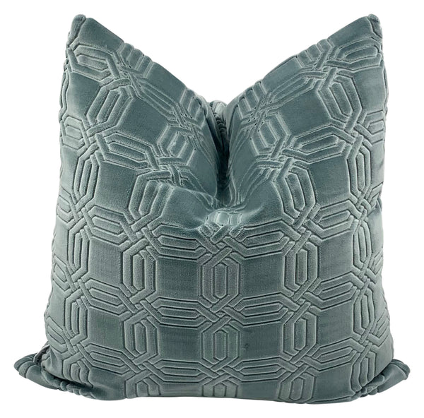 Cambridge Octogons Pillow