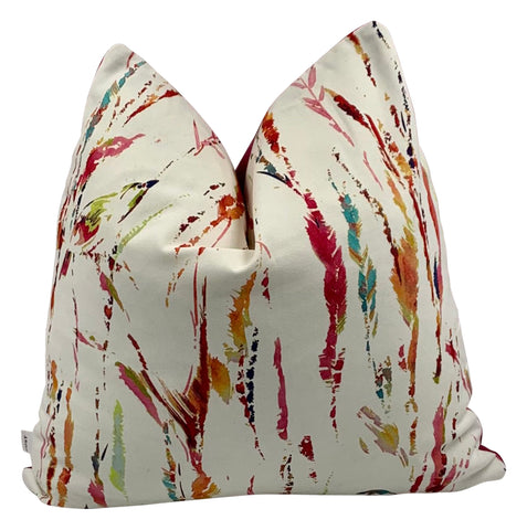 Annie Selke Home Birds of Paradise Pillow