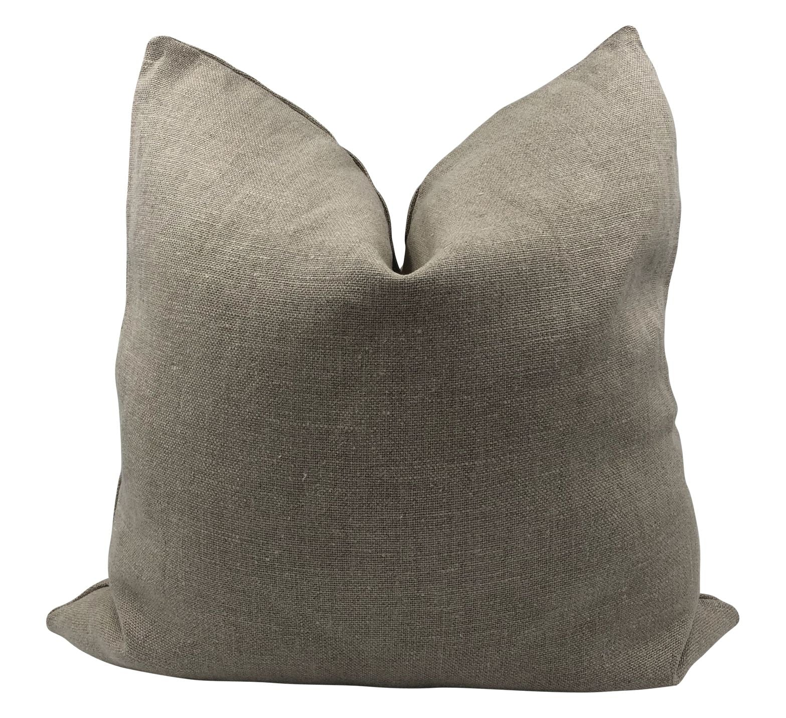 Flax Linen Pillow
