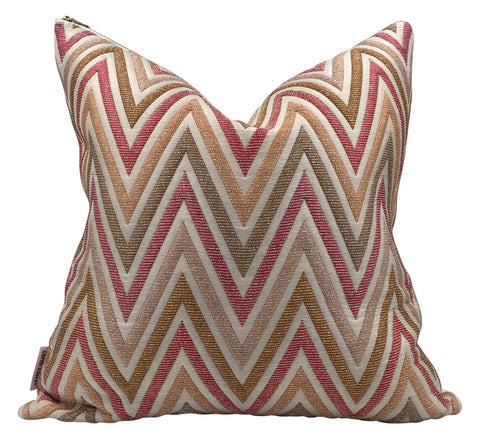 Missoni Zig Zag Pattern Pillow