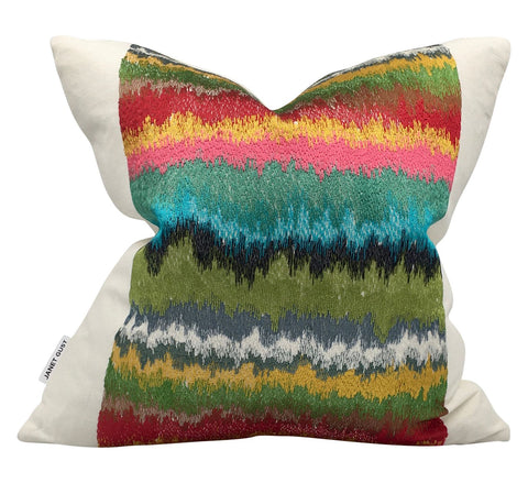 Missonni Multi Colored Zig Zag Pattern