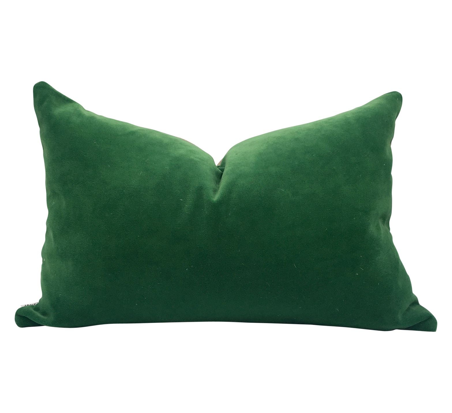 Designers Guild Casablanca Santaflora Emerald Pillow