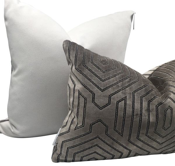 Art Deco Pillow