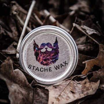 WoodZy Moustache Wax